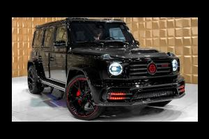 2020 Mercedes AMG G 63 Mansory - New G Wagon on Steroids! (4k)